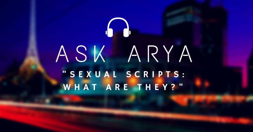 what is a sexual script