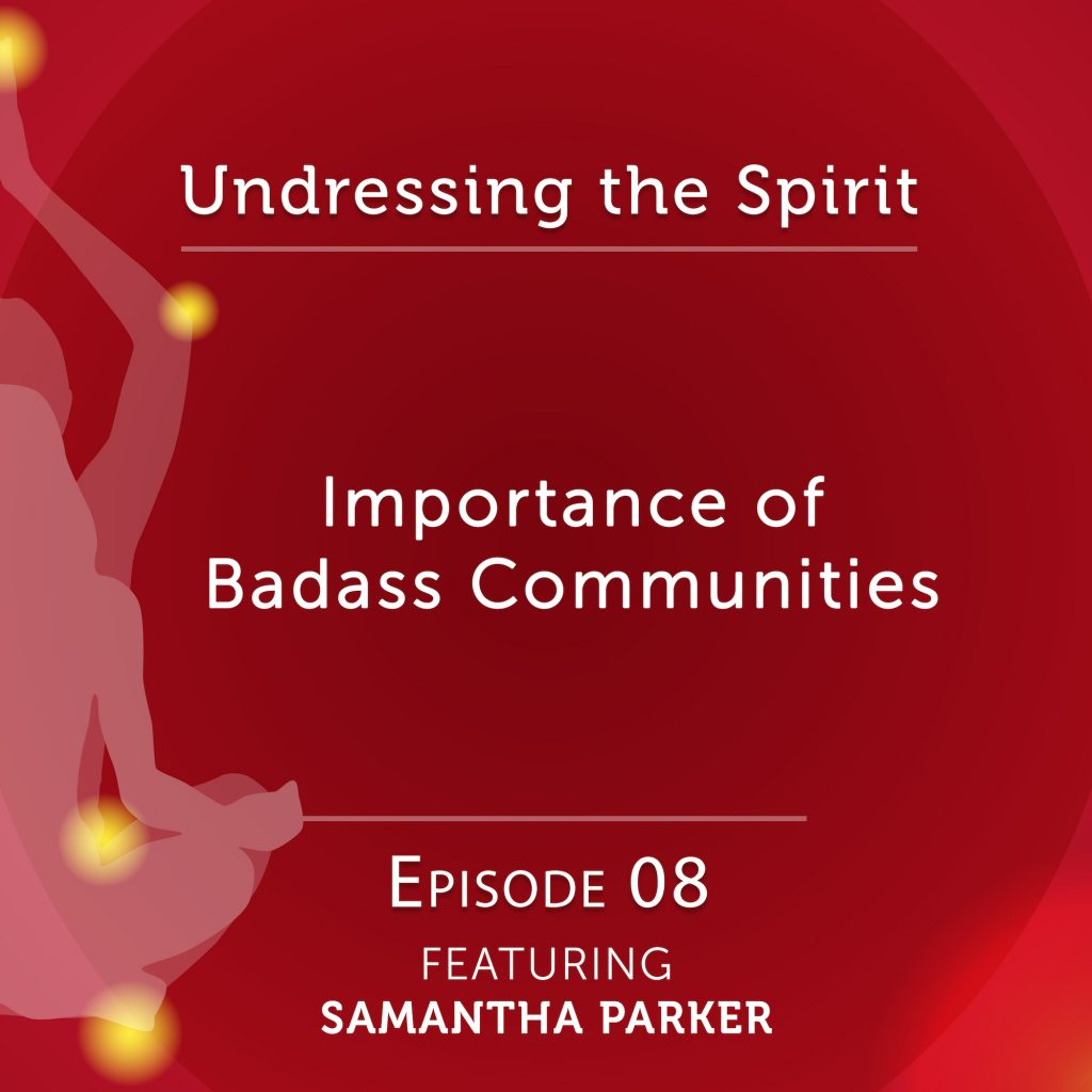 Episode 8 with Samantha Parker