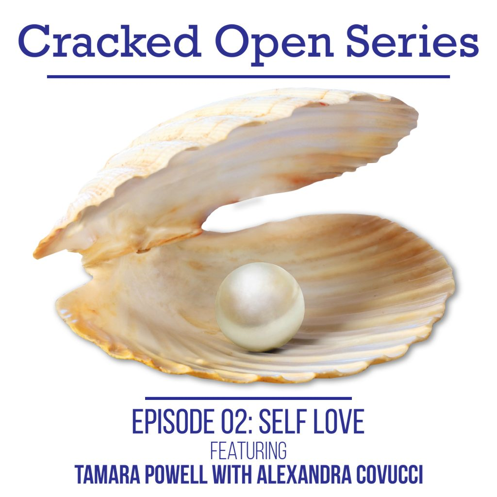Cracked Open with Alexandra Covucci: Vol 2 – Self Love