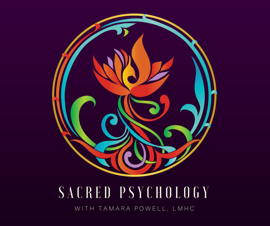 Sacred Psychology Tamara Powell