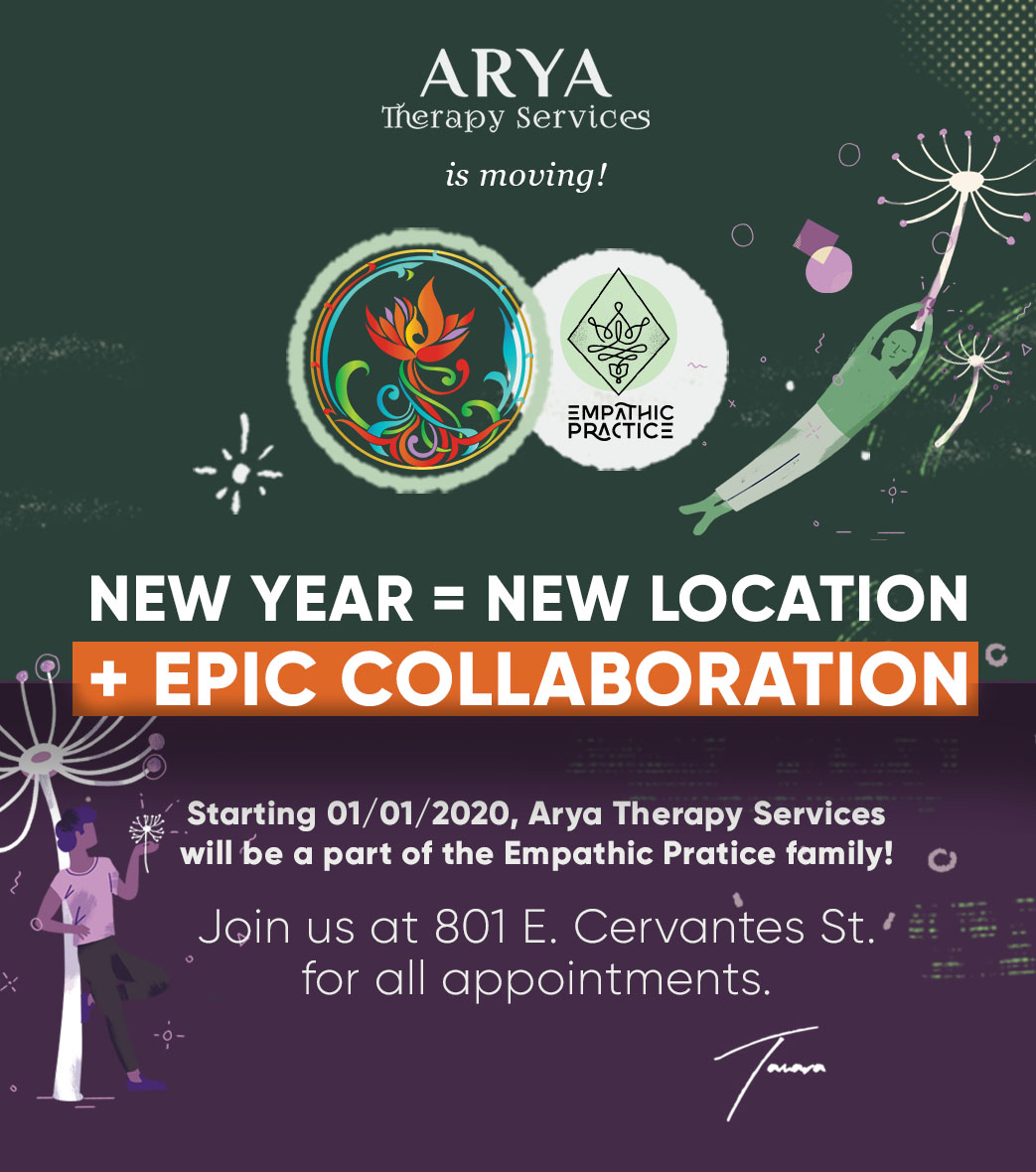 Arya Therapy Services at Empathic Practice